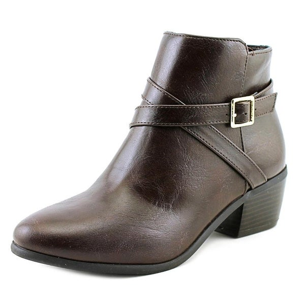Karen Scott Flynne Women Brown Boots