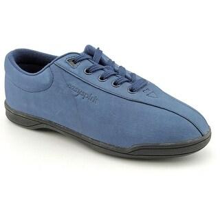Easy Spirit Ap1 Round Toe Canvas Walking Shoe