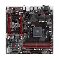 64GB DDR4 Socket AM4, USB 3.1 & MicroATX Motherboard