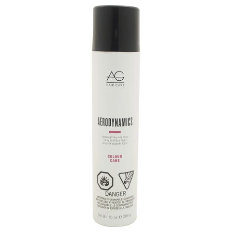 Aerodynamics Lightweight Spray By Ag Hair Cosmetics For Unisex - 10 Oz Spray