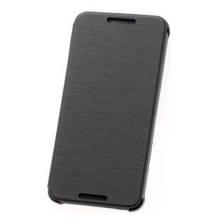 HTC Flip Case for HTC Desire 610/612 - Warm Black