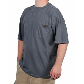 Case IH Pigment Dyed Pocket T-Shirt Big & Tall