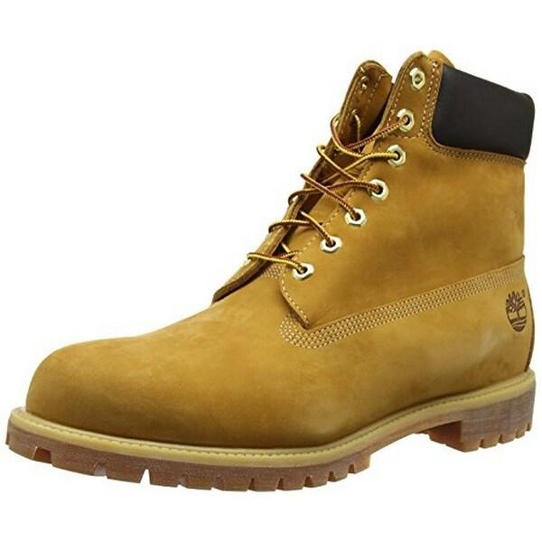 """Timberland Men's 10061 6"""" Premium Boot,Wheat,13 M - 13m"""