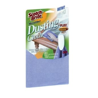 "Scotch-Brite 9026-WC Microfiber Cleaning Cloth, 12"" x 14"""