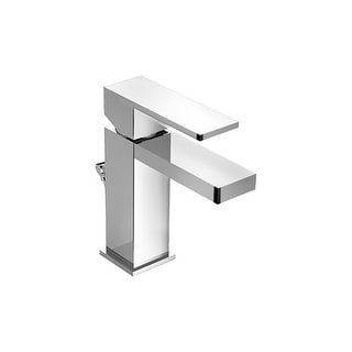 Symmons SLS-3612-1.5 Duro Single Hole Bathroom Faucet with Pop-Up Drain