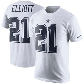 Dallas Cowboys Ezekiel Elliott Player Pride Tshirt