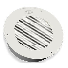 CyberData CD-011121M Auxiliary Speaker, Analog - Signal White