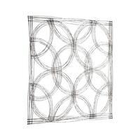Cyan Design Small Kaleidoscope Wall Decor Kaleidoscope 43 x 43 Iron Wall Decor - Graphite - N/A