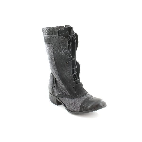 Nine West Vintage America Collection Inthedirt Women's Boots Black - 8.5