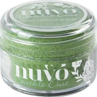 Nuvo Sparkle Dust .5Oz-Fresh Kiwi