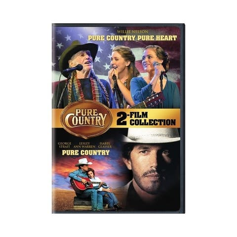 Pure country/pure country 3-pure heart (dvd/2 disc/dbfe)