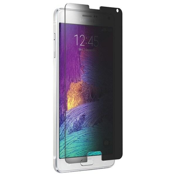 Znitro 700161181609 Samsung(R) Galaxy Note(R) 4 Nitro Glass Screen Protector (Privacy)