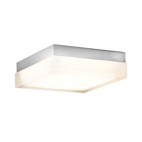 "Modern Forms FM-2009-30 Matrix 1 Light 9"" Wide LED Flush Mount Ceiling Fixture - 9 Inches Wide"