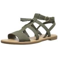 Dr Scholls Womens Encore Open Toe Casual Ankle Strap Sandals