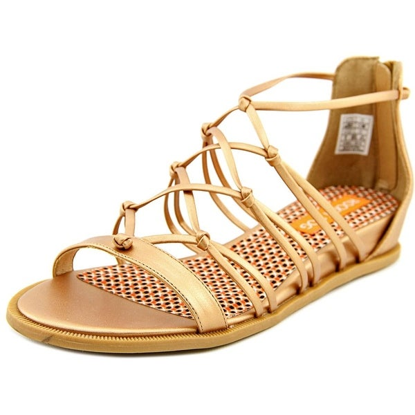 Rocket Dog Somma Women Open Toe Synthetic Gladiator Sandal