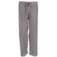 Cozy Couture Women's Diamond Print Pajama Pants
