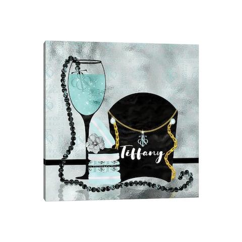 """iCanvas """"Spoiled By Tiffany"""" by Pomaikai Barron Canvas Print"""
