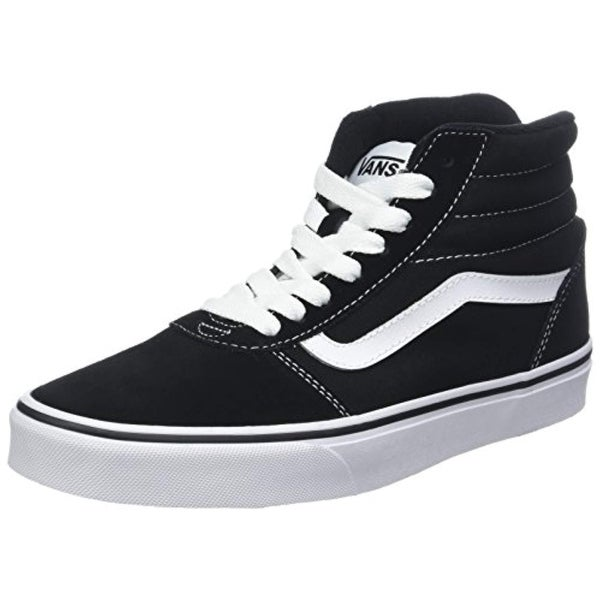 Shop Vans Mens Ward Hi Low Top Lace Up Fashion Sneakers e0aef8c41