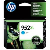 HP 952XL High Yield Magenta Original Ink Cartridge (L0S61AN)(Single Pack)