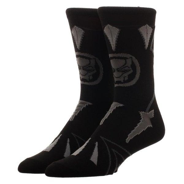 Black Panther Suit Up Crew Socks
