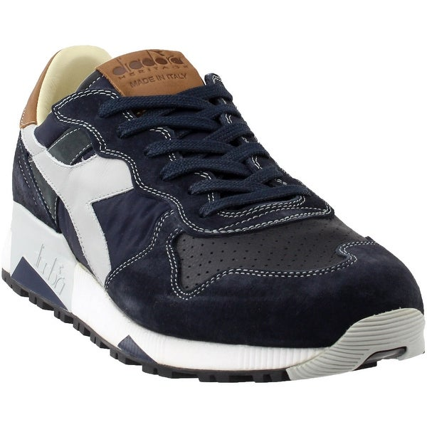 7199c552 Shop Diadora Mens Trident 90 Nyl Casual Sneakers Shoes - Free ...