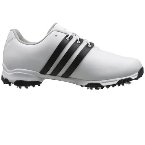 Adidas Men's Pure TRX White/CoreBlack/White Golf Shoes F33237 / F33314
