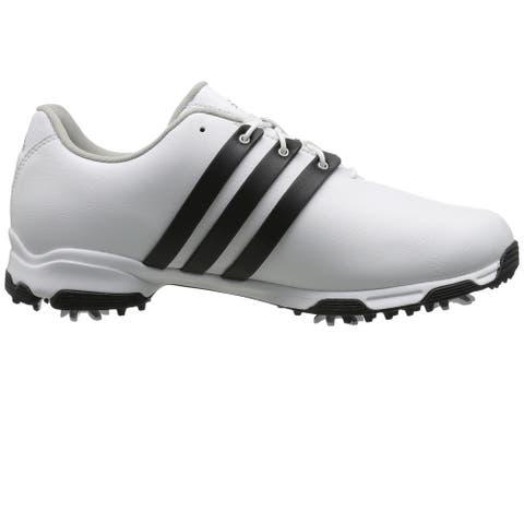 Adidas Men's Pure TRX White/CoreBlack/White Golf Shoes F33237 / F33314