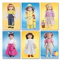 One Size Only - 18 Doll Clothes