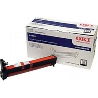 Oki 44315104 20000 Yield Image Drum Kit - Black