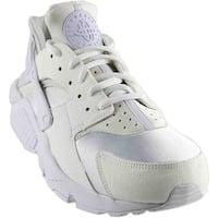 7d151f994d8b1 Shop Nike Women s Air Huarache Run Premium White White 683818-100 ...