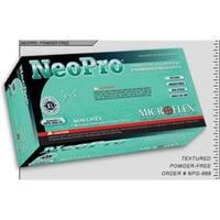 Microflex  MFX-NPG888L Pf Chloroprene  Large Gloves