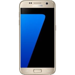 Samsung Galaxy S7 G930V 32GB Verizon CDMA 4G LTE Quad-Core Phone w/ 12MP Dual Pixel Camera - Gold (Refurbished)