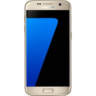 Samsung Galaxy S7 G930V 32GB Verizon CDMA 4G LTE Quad-Core Phone w/ 12MP Dual Pixel Camera - Gold (Refurbished)
