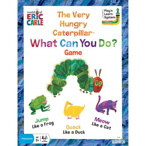 The Very Hungry Caterpillar What Can You Do? Game