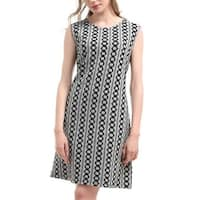 Mad Style Loop Chain A-Line Dress