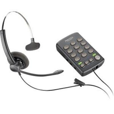 Plantronics - 204549-01 - T110 Headset Telephone Connctr
