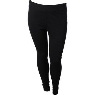Lauren Ralph Lauren Womens Leggings Knit Comfort Waist