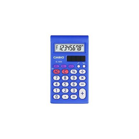 Casio SL-450S Simple Calculator Basic Calculator