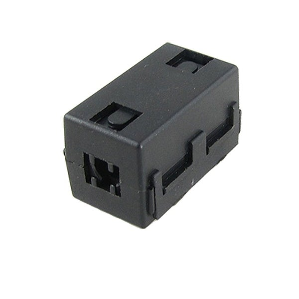 Unique Bargains Unique Bargains 6.5mm Diameter Wiring Rectangle Shaped Ferrite Core UF65 10 Pcs