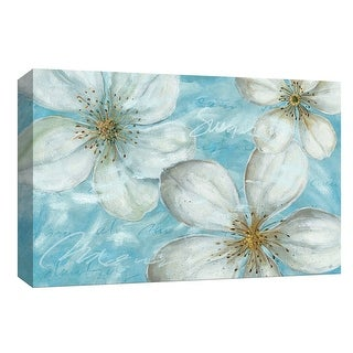 "PTM Images 9-153855  PTM Canvas Collection 8"" x 10"" - ""Atmosphere"" Giclee Flowers Art Print on Canvas"
