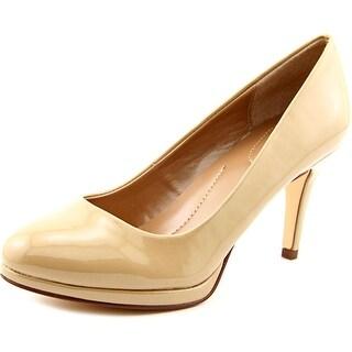 Style & Co Nikolet Round Toe Synthetic Heels