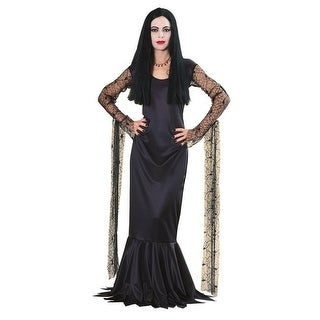 Rubies 270892 Addams Family Morticia Adult Costume - Small