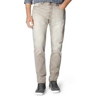 Calvin Klein Jeans Taper Jeans 32 x 32 Tinted Cinder Gray Tapered Leg