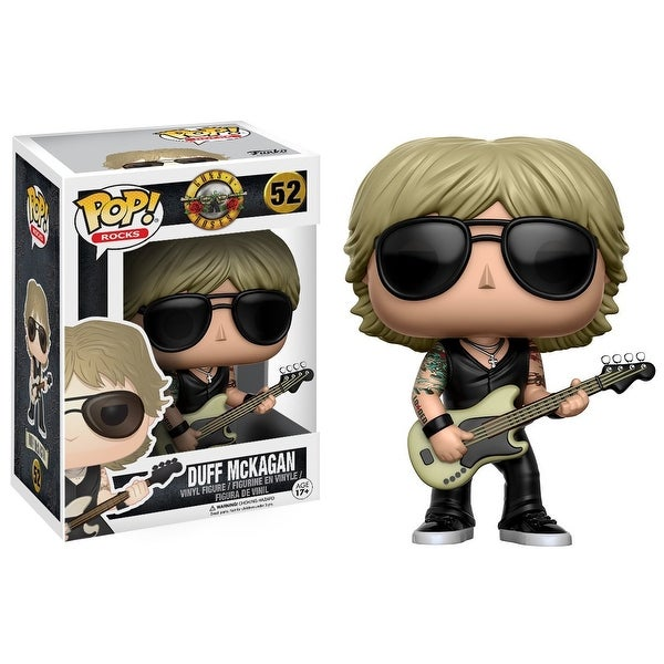 Guns N Roses POP Vinyl Figure: Duff McKagan - multi