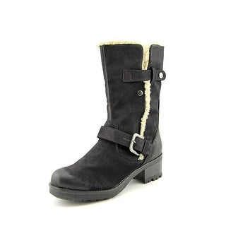 White Mountain Battery Round Toe Synthetic Winter Boot