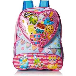 Shopkins Girls Large Backpack
