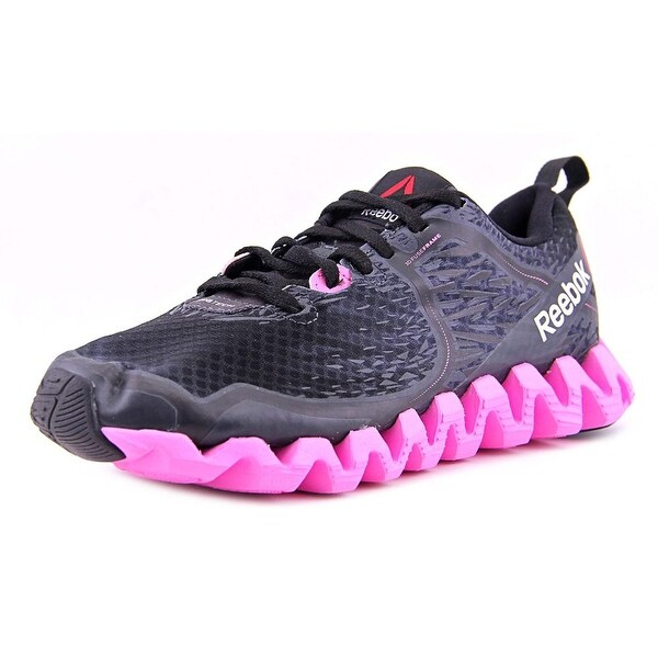 Reebok Zig Squared Cruz Women  Round Toe Synthetic  Running Shoe