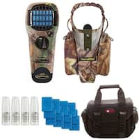 ThermaCELL Mosquito Repellent Hunter's Kit: Xtra Device/Holster, Earth Refills