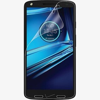 Unlimited Cellular Standard Screen Protector for Motorola Droid Turbo 2 - Clear