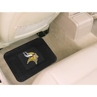 Minnesota Vikings Car Mat Heavy Duty Vinyl Rear Seat